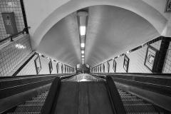 Ingang Sint-Annatunnel unter der Schelde #2