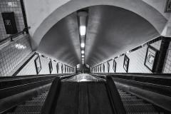 Ingang Sint-Annatunnel unter der Schelde #3