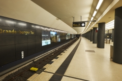 Berlin, U-Bahn-Station