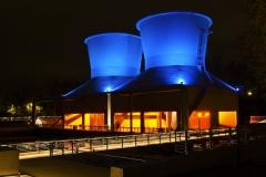 Bochum, Kühltürme  bei der Jahrhunderthalle #1