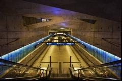 Bochum, U-Bahn-Station Rathaus x1