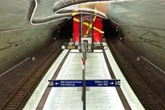 Bochum, U-Bahn-Station Lohring #1