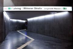 Bochum, U-Bahn-Station Lohring #7