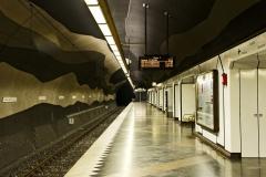 Bochum, U-Bahn-Station Bergbaumuseum #1