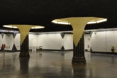 Bochum, U-Bahn-Station Bergbaumuseum 2