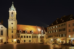 Altes Rathaus - Nationalbibliothek