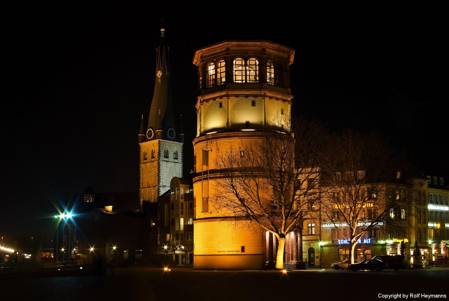 Düsseldorf, #Altstadt, Burg