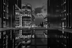 Düsseldorf, Medienhafen, Hotel Hyatt #2