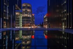 Düsseldorf, Medienhafen, Hotel Hyatt #1
