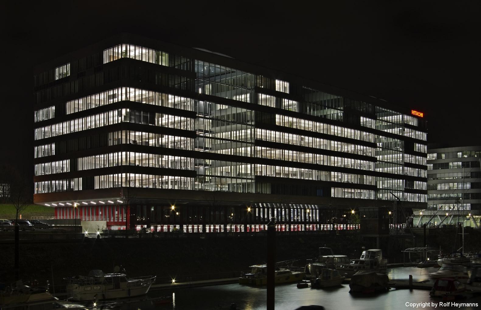 Duisburg, Innenhafen 13