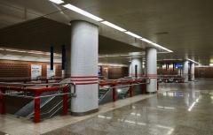 Duisburg, U-Bahn Haptbahnhof 2