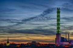 Duisburg, Stadtwerketurm 1