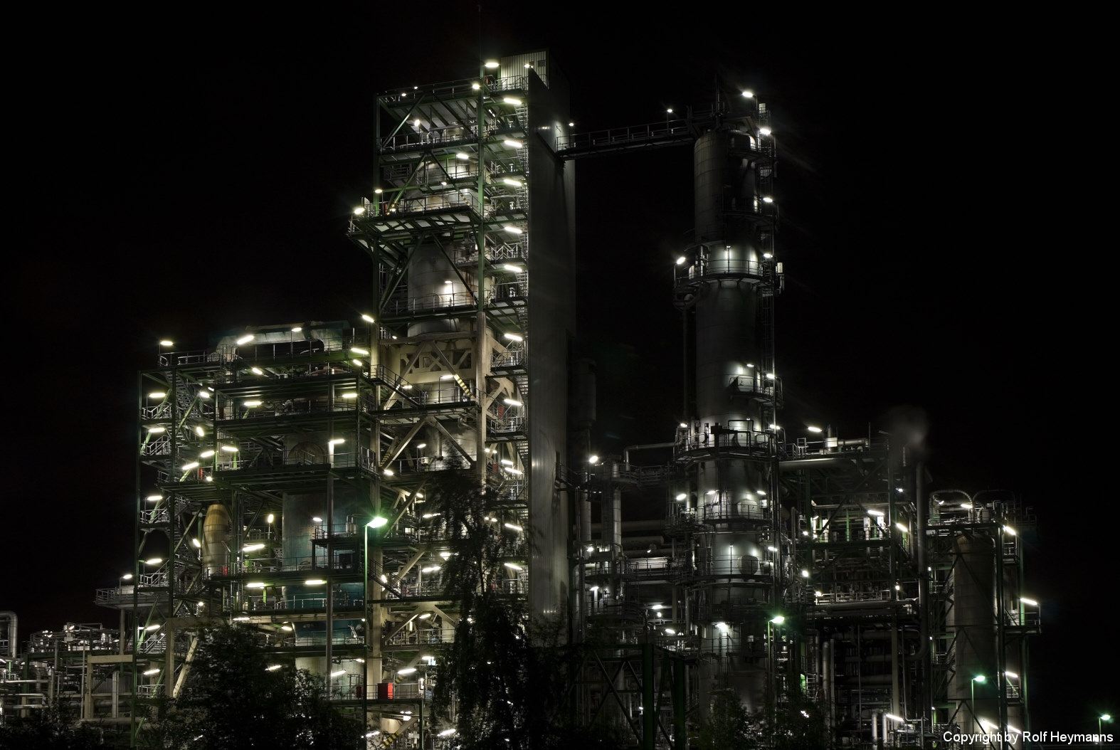 Gelsenkirchen, Veba-Öl #2