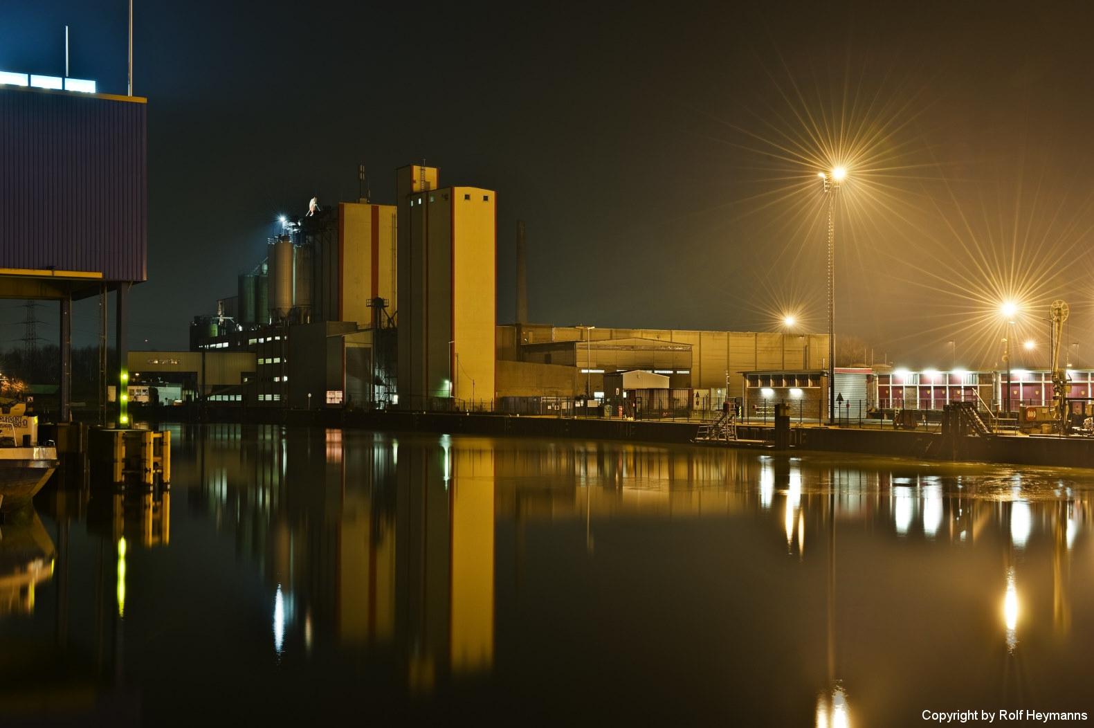 Gelsenkirchen, Industriehafen #1