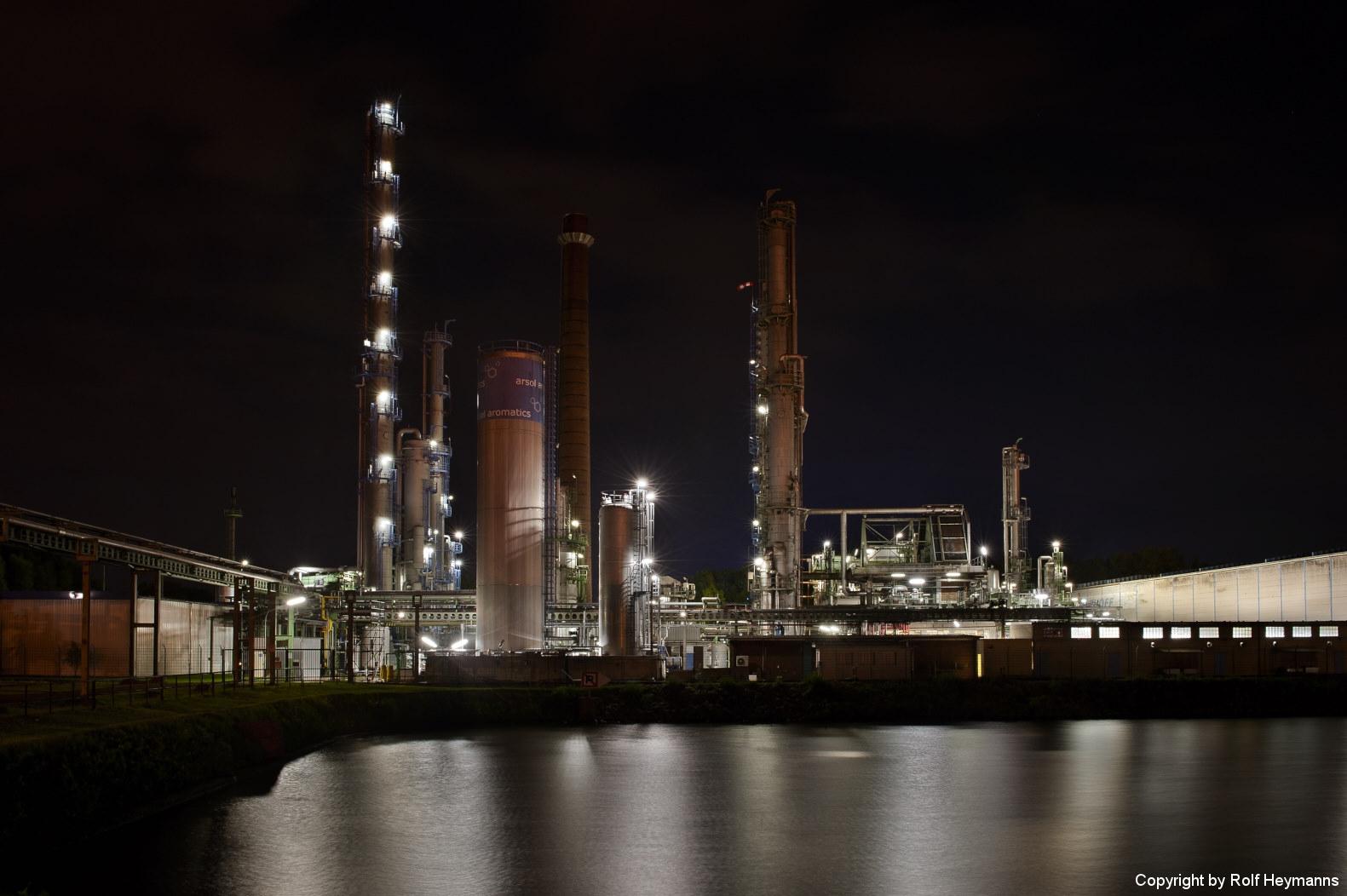 Gelsenkirchen, Industriehafen #4