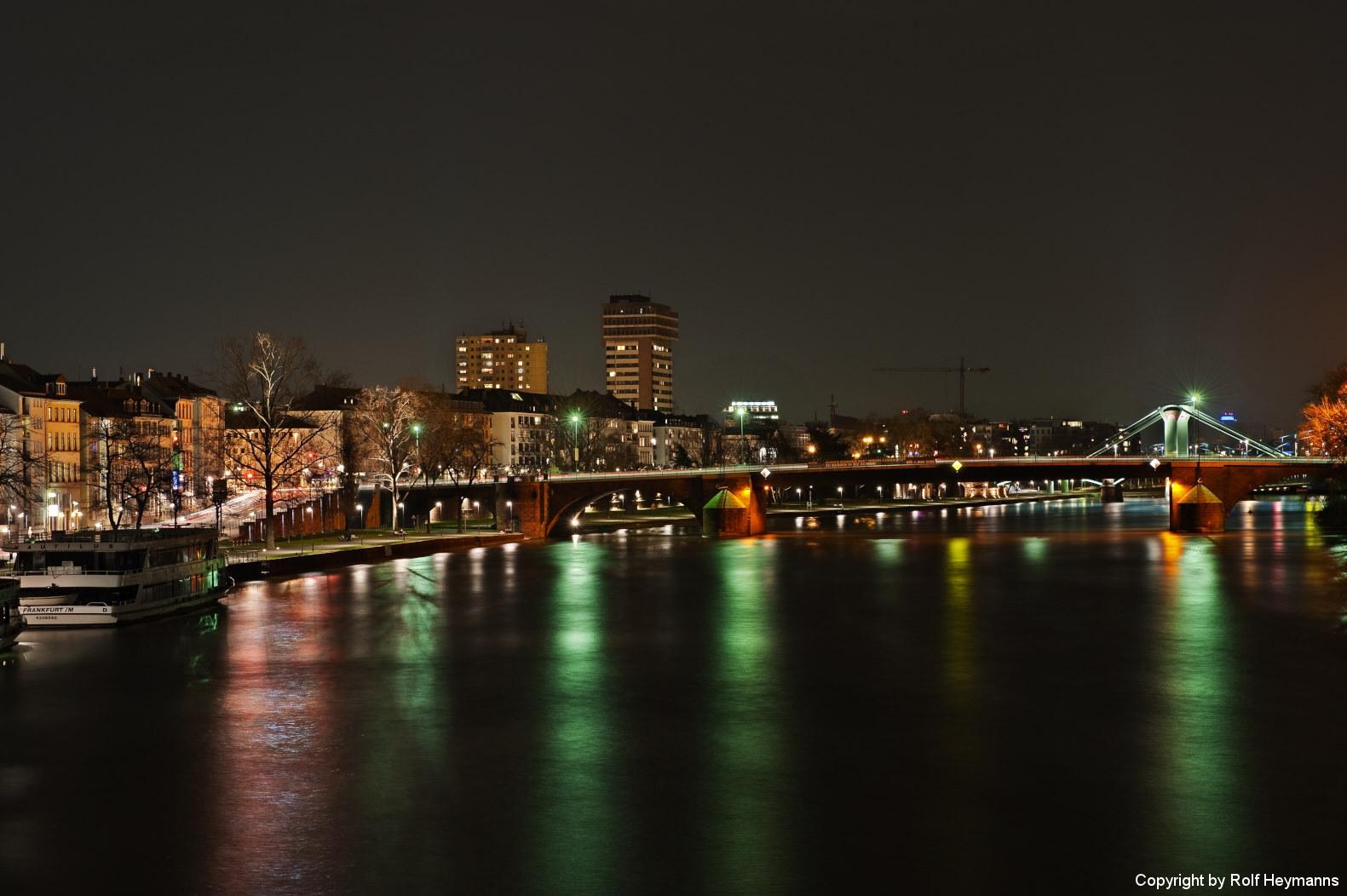 Frankfurt, Flößerbrücke