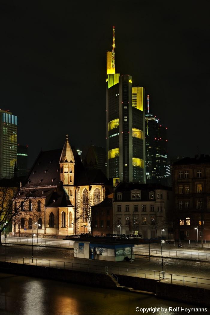 Frankfurt, Commerzbank Tower 1