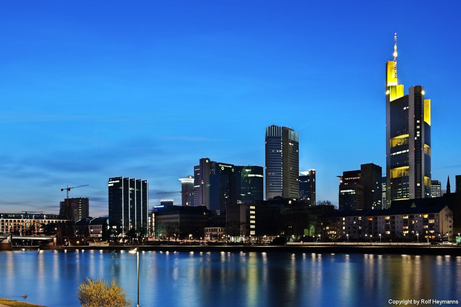 Frankfurt, Skyline #1
