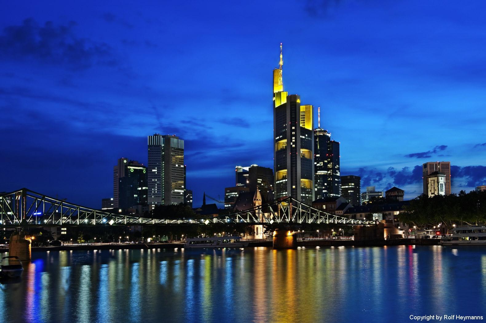 Frankfurt, Skyline #3