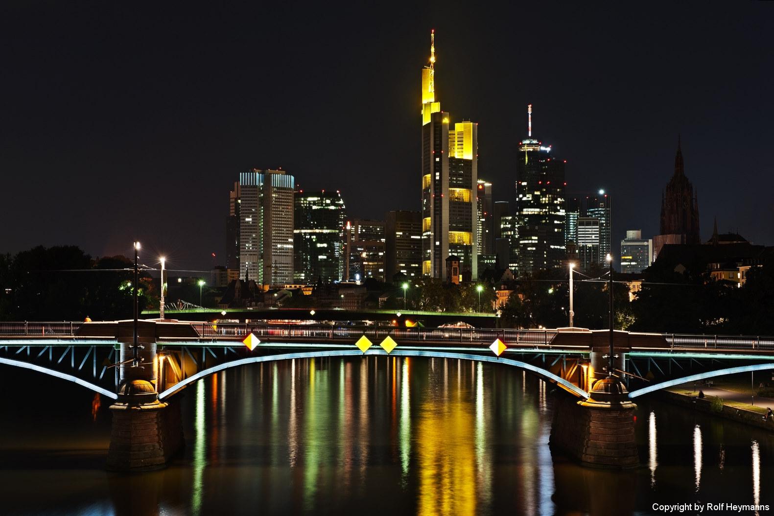 Frankfurt, Skyline #4