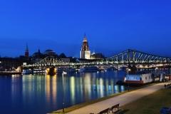 Frankfurt, Eiserner Steg