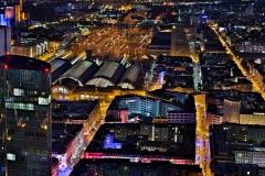Frankfurt, Blick vom Maintower #1