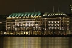 Hamburg, Binnenalstern #1, Hotel Vier-Jahreszeiten