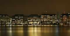 Hamburg, Binnenalster #2