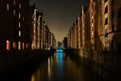 Hamburg, Speicherstadt #3