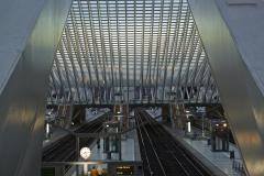 Bahnhof Lüttich / Liège, Belgien