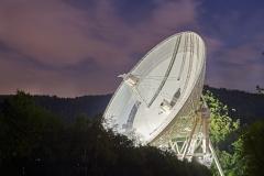 Effelsberg, Radioteleskop