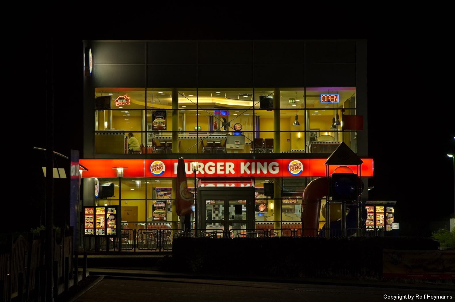 Oberhausen, Burger-King