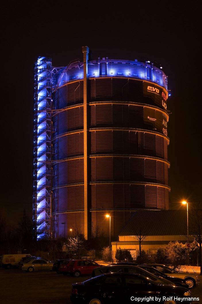 Oberhausen, Gasometer 4