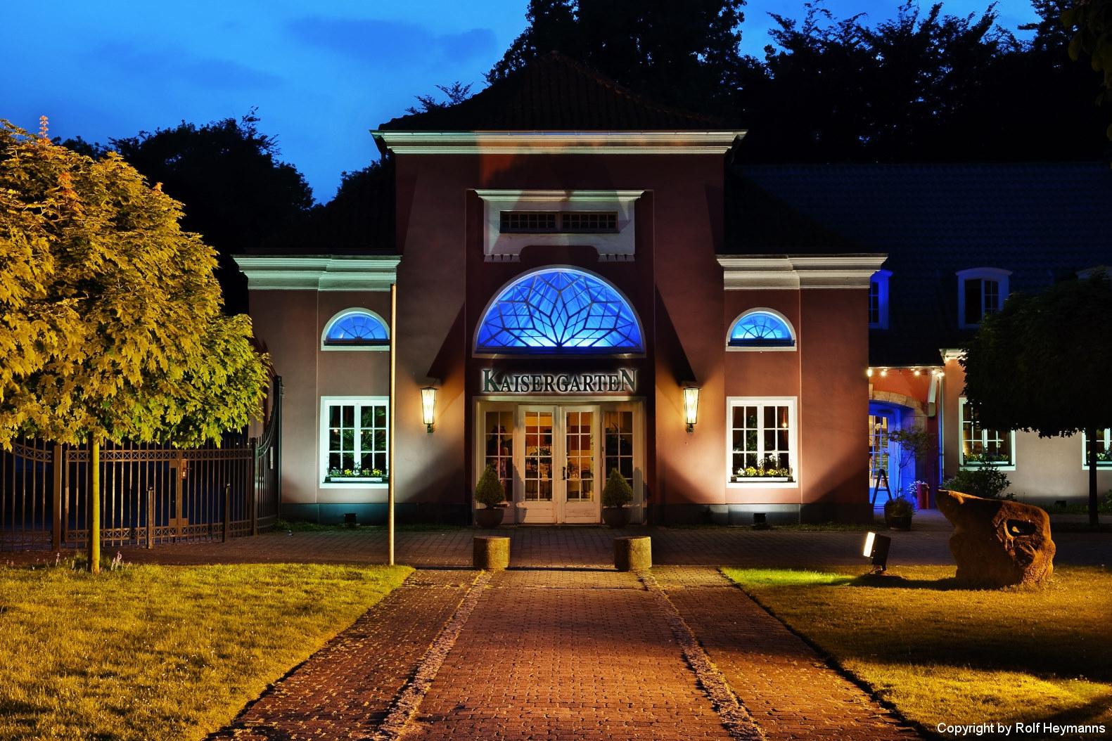 Oberhausen, Kaisergarten