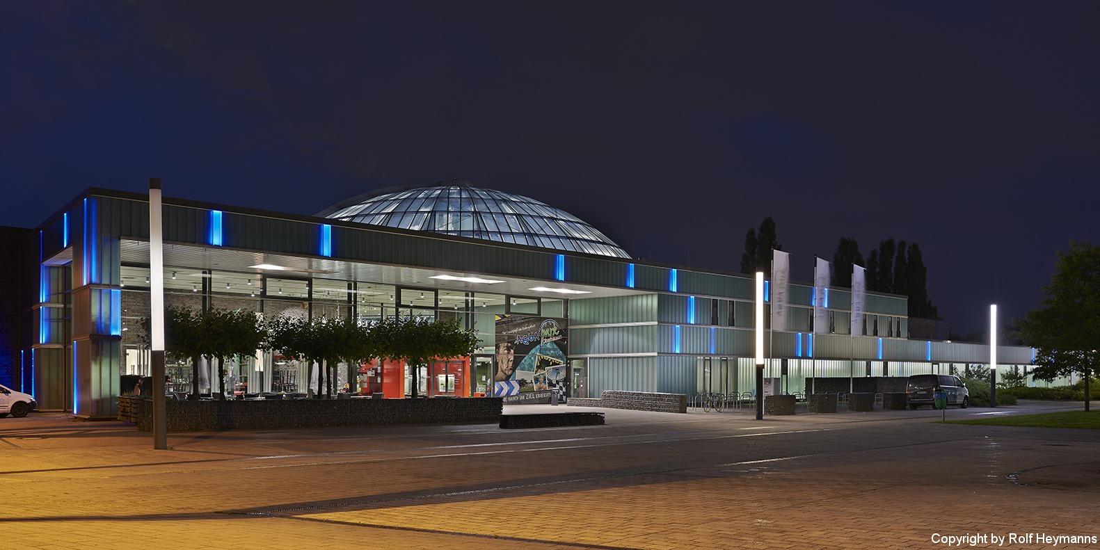 Oberhausen, Aquapark