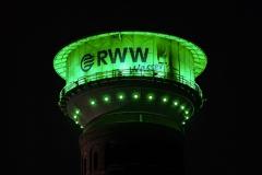 Oberhausen, RWW-Turm 2