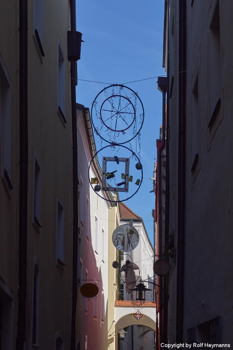 Passau. Gasse #1