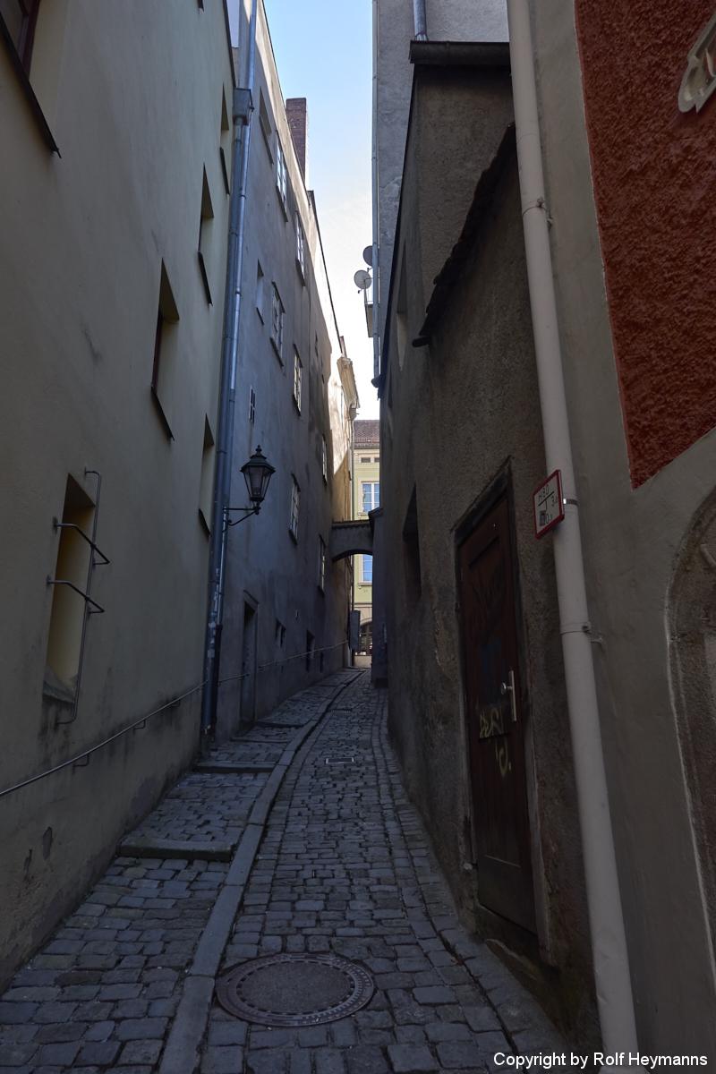 Passau. Gasse #2