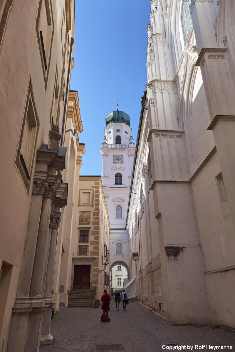 Passau. Gasse #4