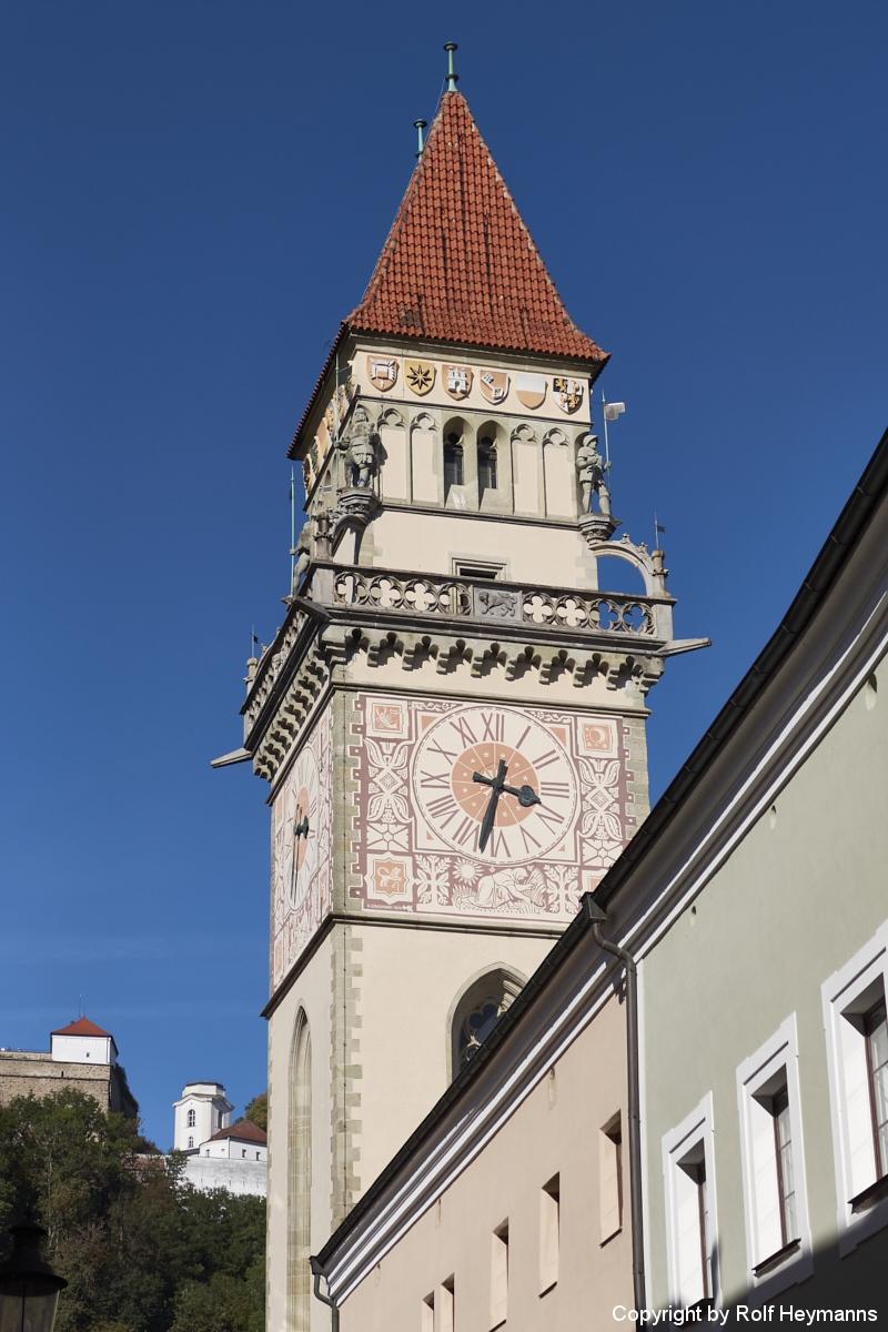 Passau, Altes Rathaus #2