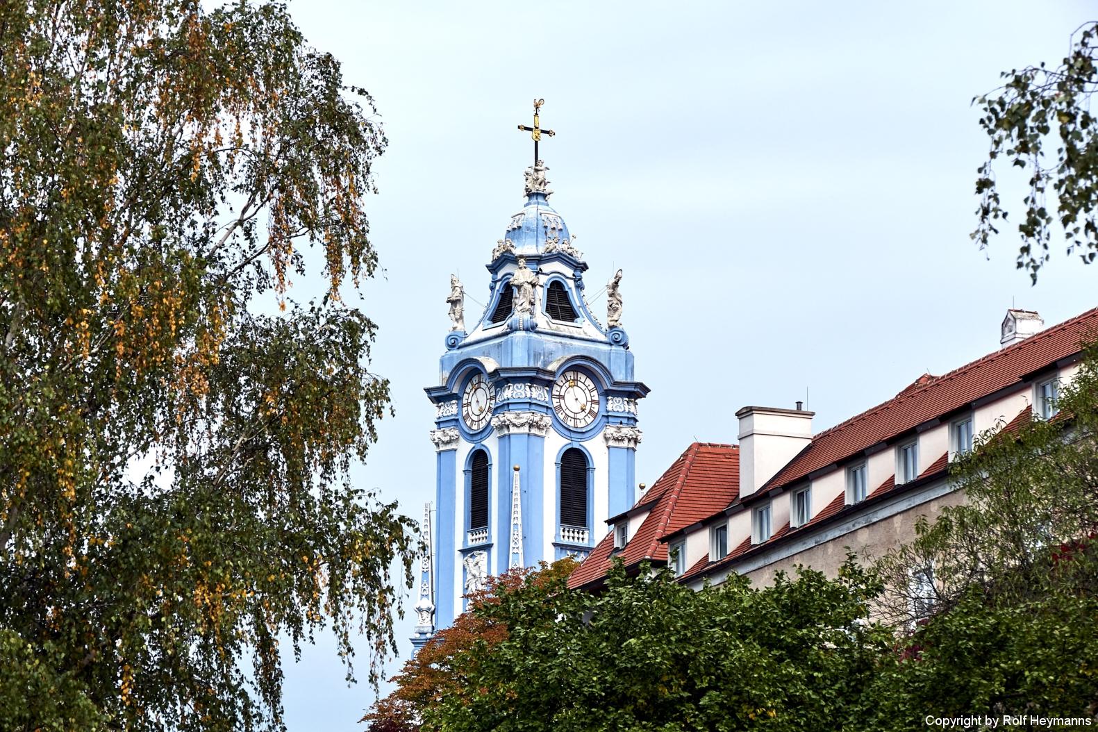 Dürnstein, Kirche
