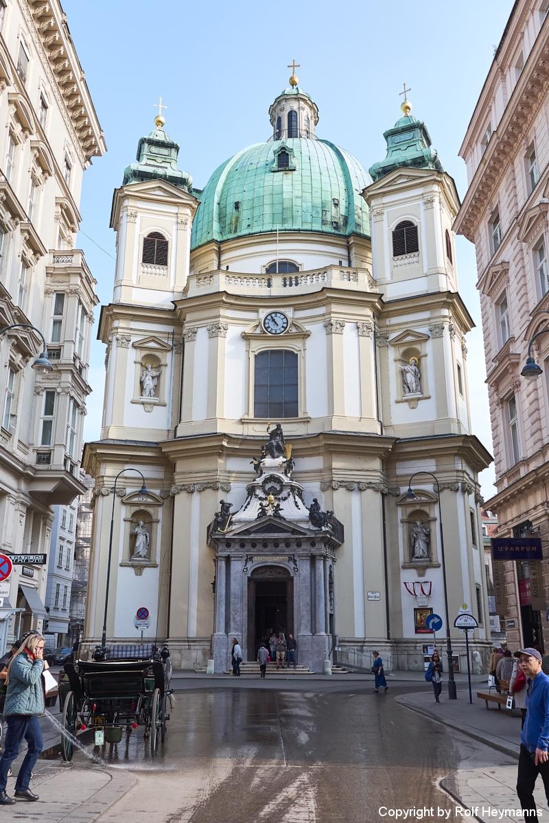 Wien, Kirche St. Peter