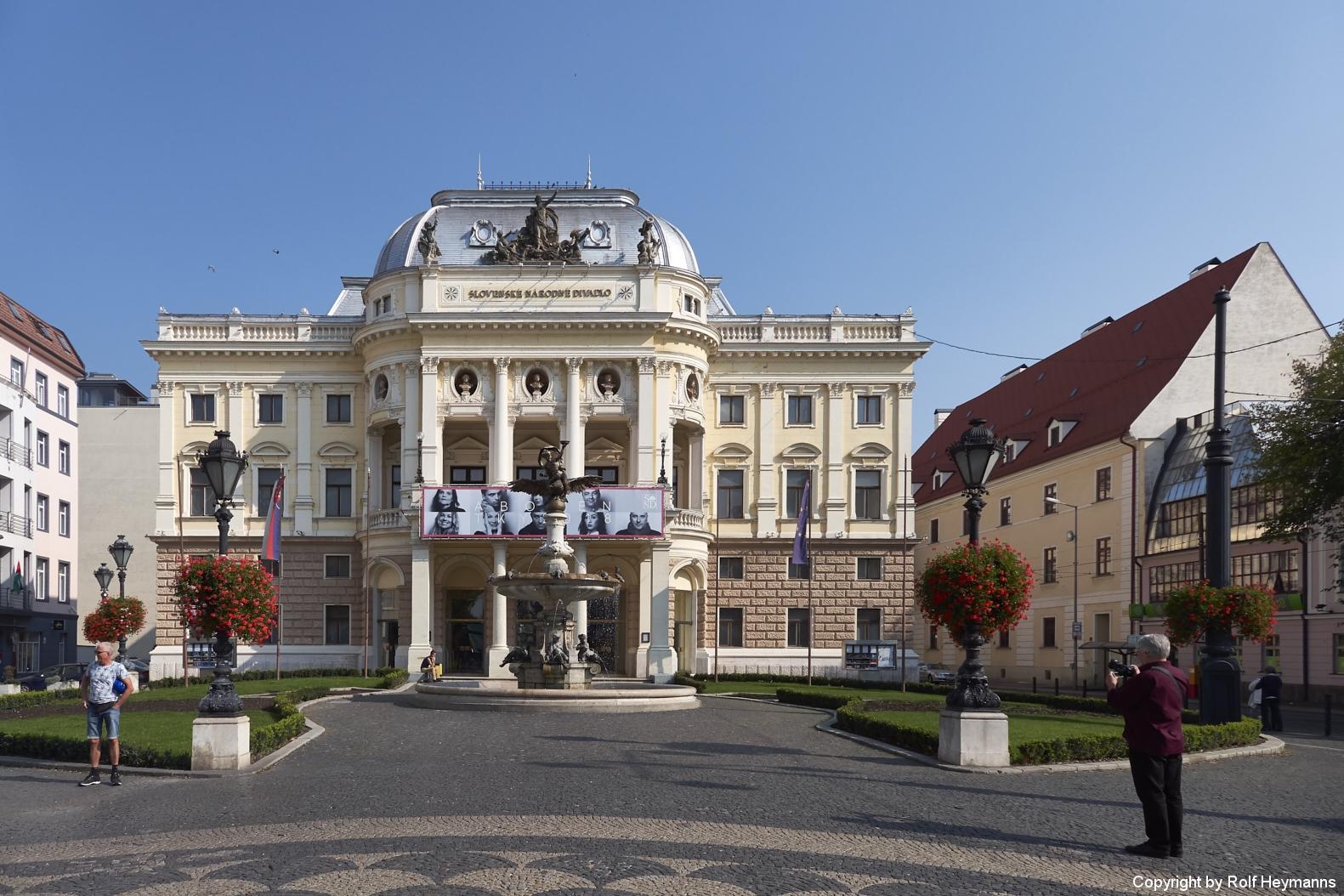 Bratislava, Nationaltheater #1