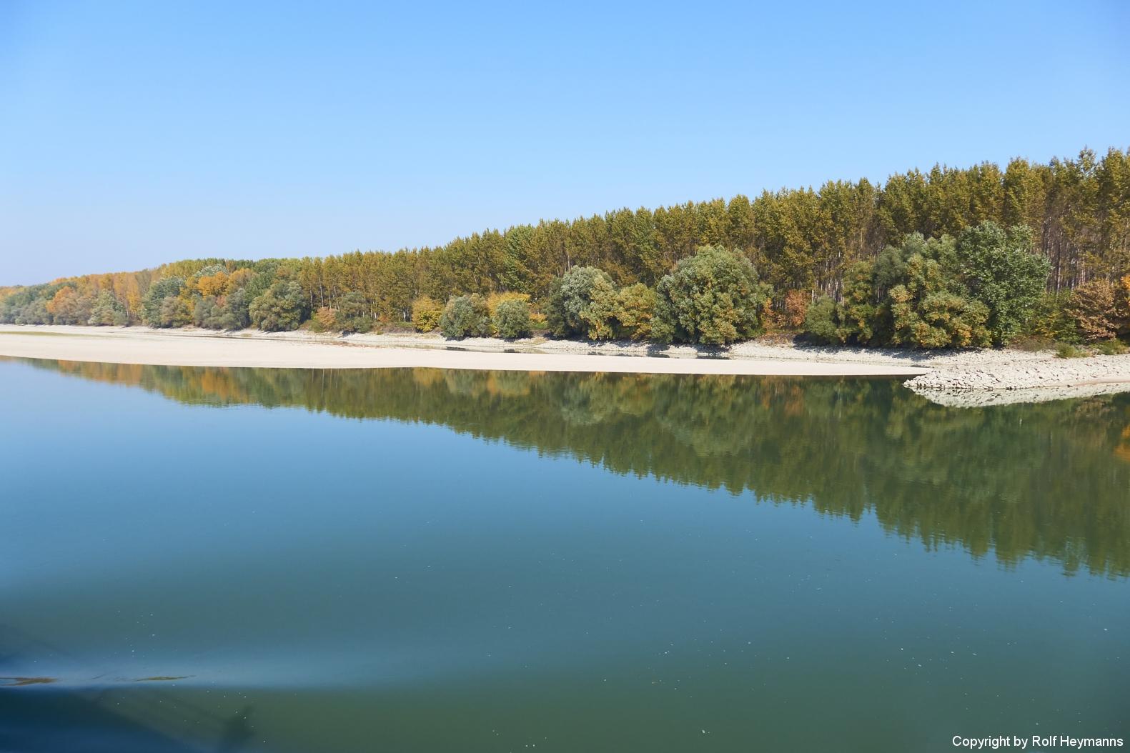 Donaulandschaft #2