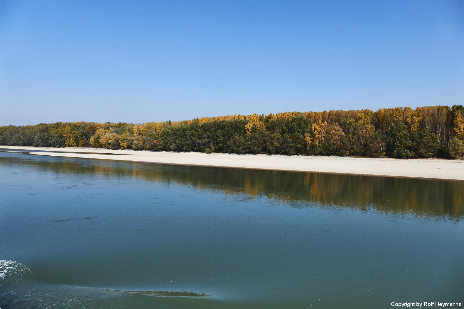 Donaulandschaft #3