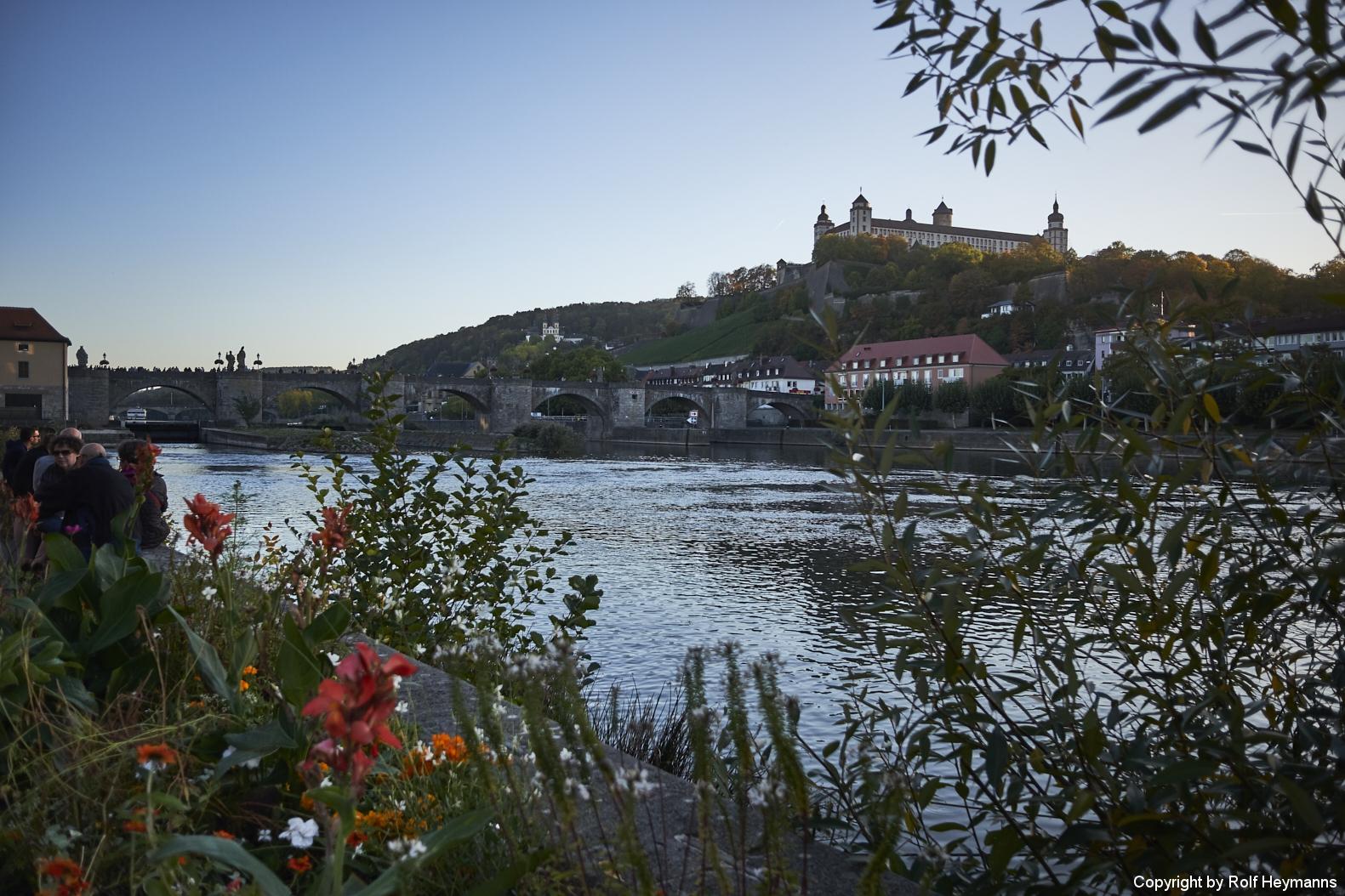 Würzburg, Marienburg