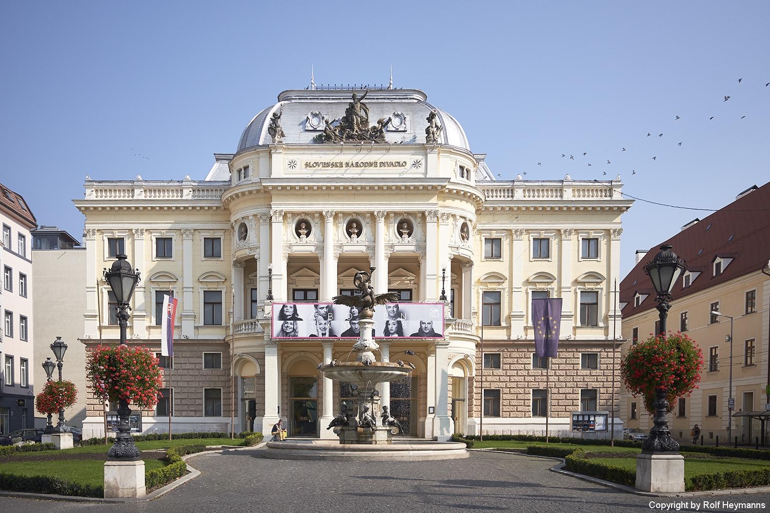 Bratislava Nationaltheater #2