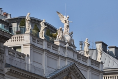 Wien, Gebäudedetail