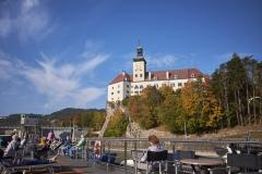 Donau, Schloss Persenbeug