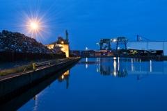 Dortmund, Industriehafen 1